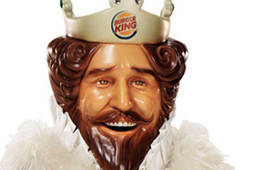 fast food marketing, Burger King