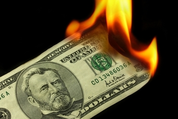 Teens have money to burn