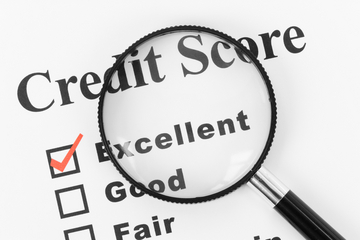credit report, credit score