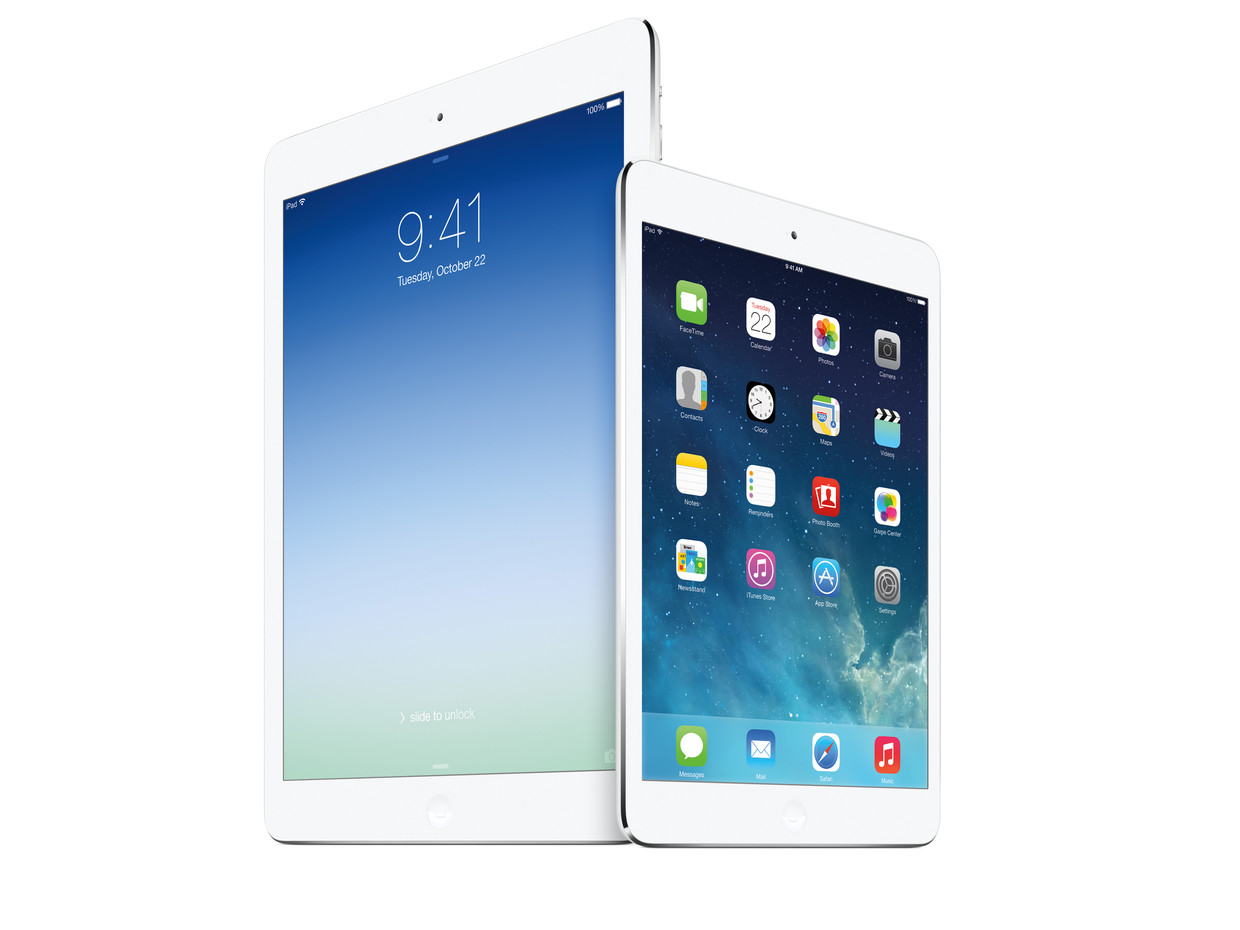iPad Air vs. iPad Mini with Retina Display: Which is Best For Business?