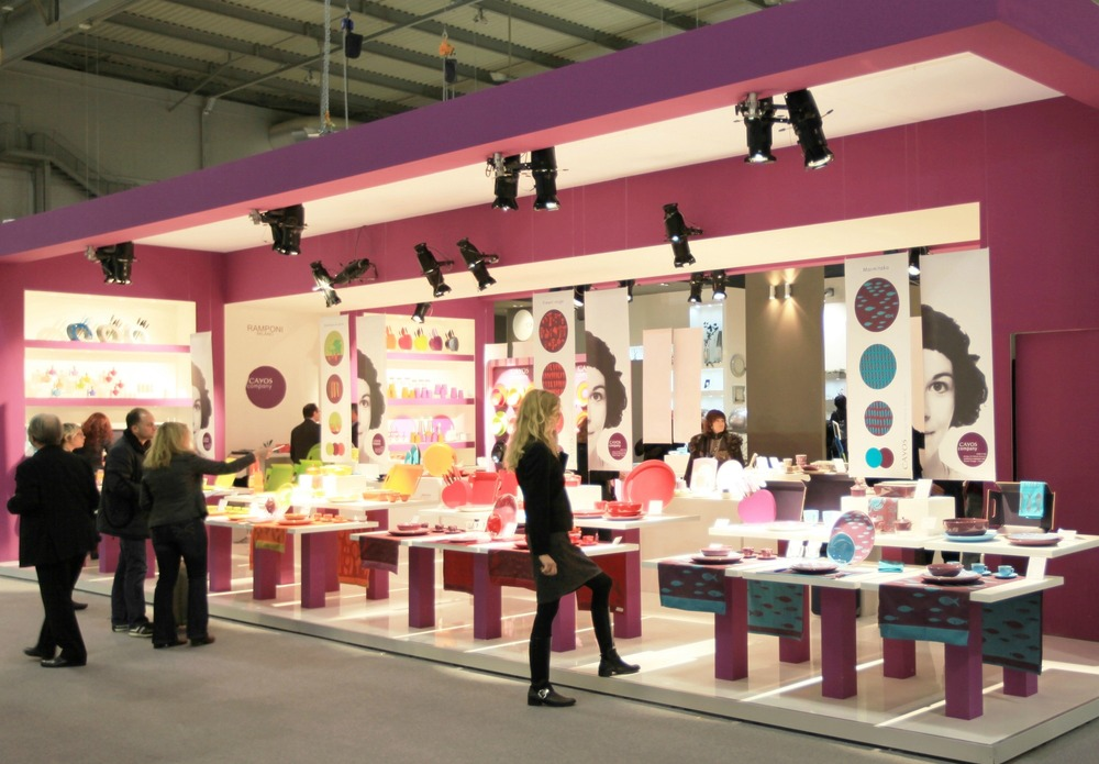 Trade Show Booth Options : Trade show display vendors to consider