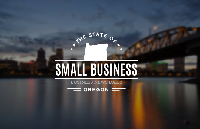 The State Of Small Business Oregon