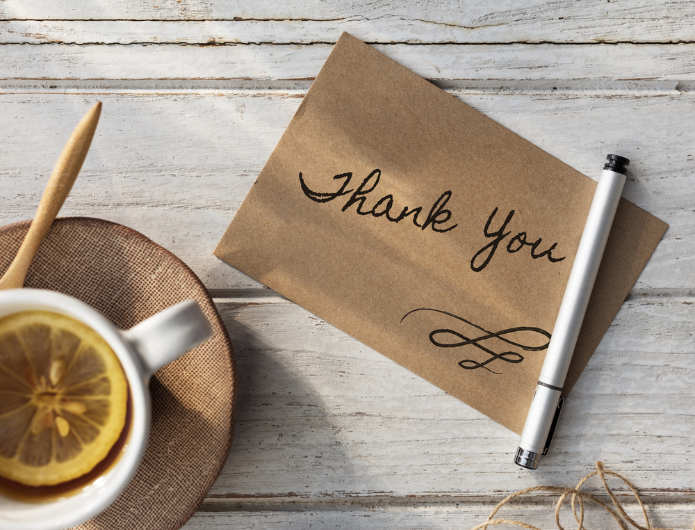 avoid these thank you note mistakes to get the job you want