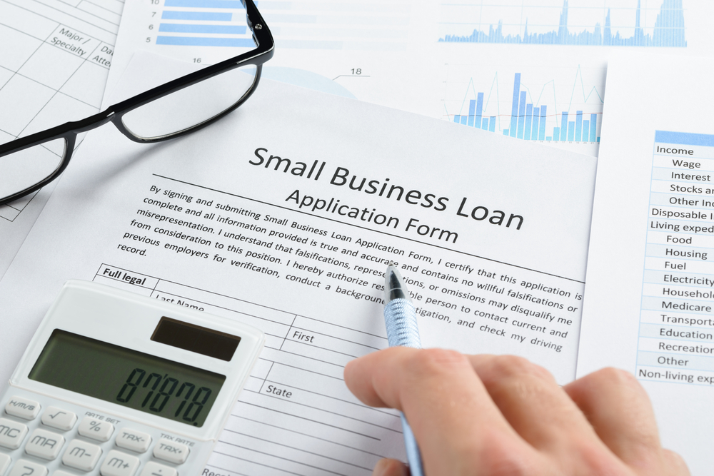 What you need for a small business loan application accmission Images