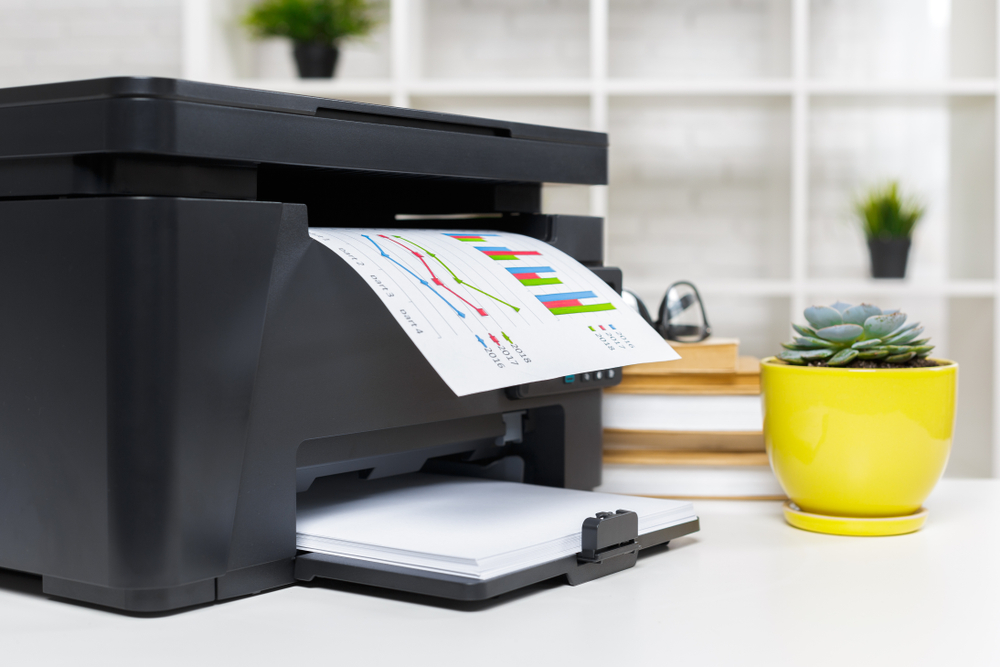 Laser Printers vs. Inkjet Printers: A Guide for Small Business